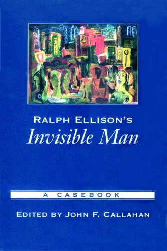 self understanding in the invisible man by ralph ellison Battle royal by ralph ellison is a reflection of how the narratorviews the plight of the black man in america, and what it's like tobe an invisible man.