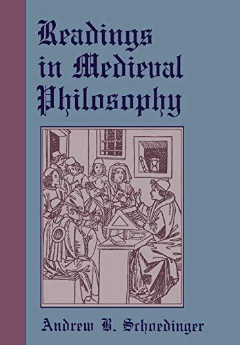 Readings in Medieval Philosophy 9780195092936