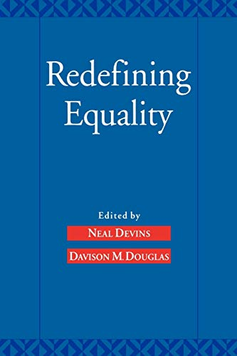 Redefining Equality 9780195116656
