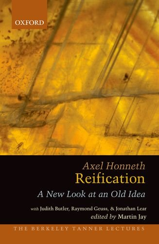 Reification: A New Look at an Old Idea 9780199898053