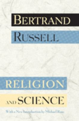 Religion and Science 9780195115512