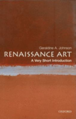 Renaissance Art: A Very Short Introduction 9780192803542