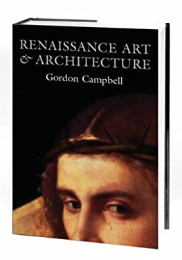 Renaissance Art and Architecture 9780198609858