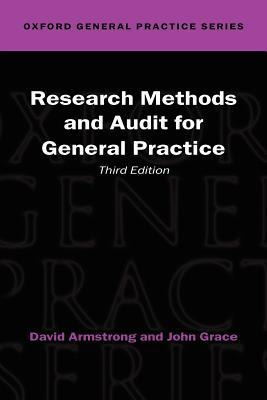 Research Methods and Audit for General Practice 9780192631916