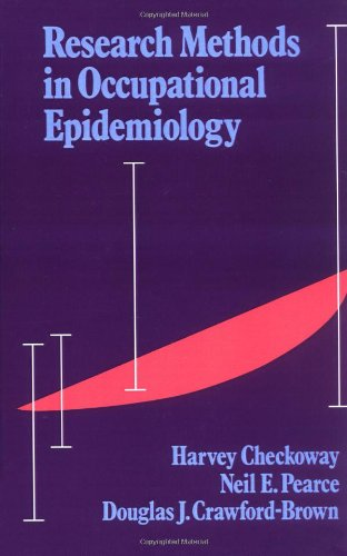 Research Methods in Occupational Epidemiology 9780195052244