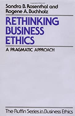 Rethinking Business Ethics 9780195117363