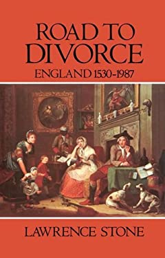 Road to Divorce: England, 1530-1987 9780198226512