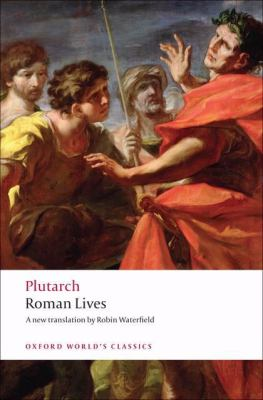 Roman Lives: A Selection of Eight Lives 9780199537389