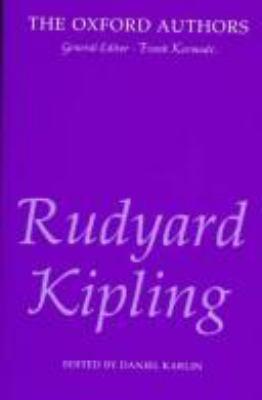 Rudyard Kipling (9780192822994) photo