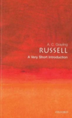 Russell: A Very Short Introduction 9780192802583