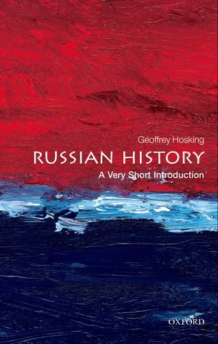 Russian History: A Very Short Introduction 9780199580989