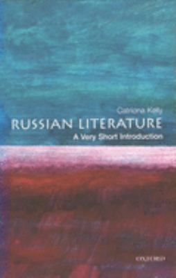 Russian Literature: A Very Short Introduction 9780192801449