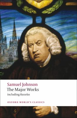 Samuel Johnson: The Major Works 9780199538331