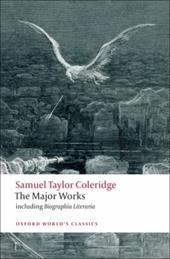 Samuel Taylor Coleridge: The Major Works 583145