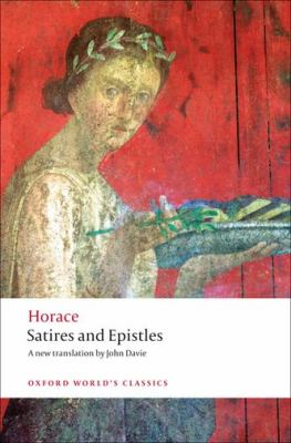 Satires and Epistles 9780199563289