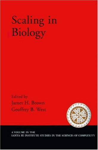 Scaling in Biology 9780195131420