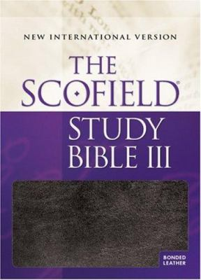 Scofield III Study Bible-NIV 9780195280067