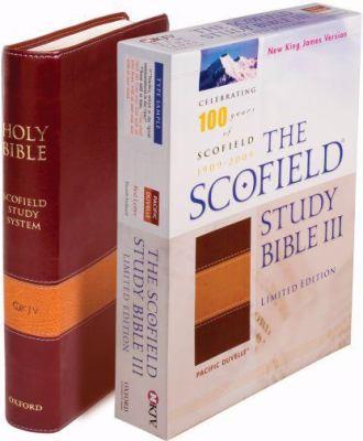 Scofield Study Bible III-NKJV-Centennial 9780195279658
