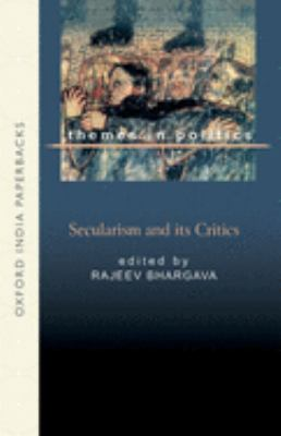 Secularism and Its Critics 9780195650273