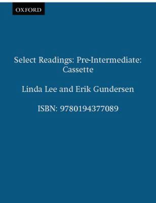 Select Readings Pre-Intermediate: Cassette 9780194377089