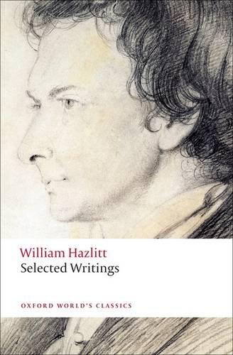 Selected Writings 9780199552528
