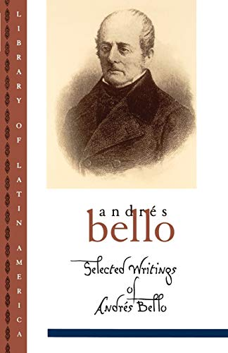 Selected Writings of Andr S Bello 9780195105469
