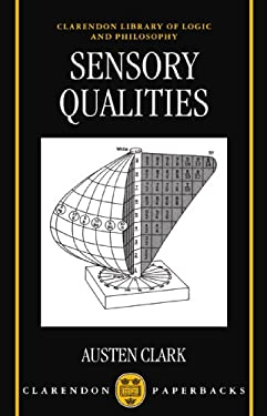 Sensory Qualities 9780198236801