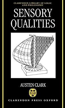 Sensory Qualities 9780198240013