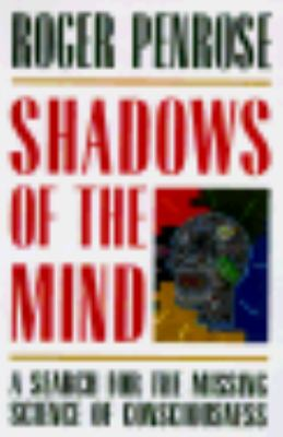 Shadows of the Mind 9780198539780
