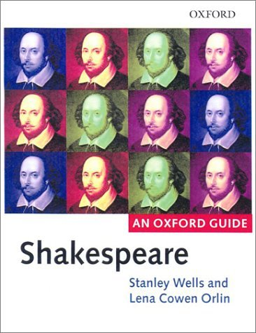Shakespeare: An Oxford Guide 9780199245222
