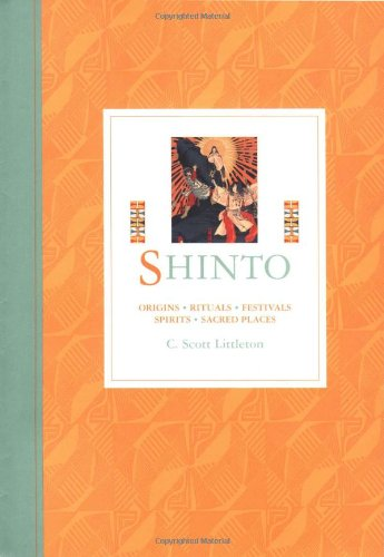 Shinto and the Religions of Japan 9780195218862