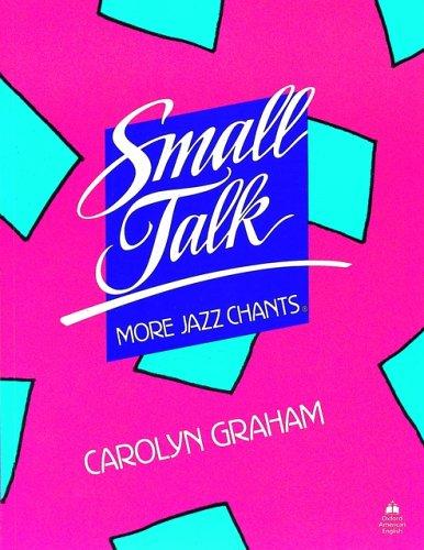 Small Talk More Jazz Chants 9780194342209