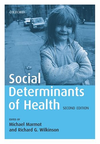 Social Determinants of Health 9780198565895