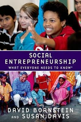 Social Entrepreneurship: What Everyone Needs to Know 9780195396331