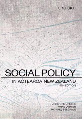 Social Policy in Aotearoa New Zealand 9780195585018