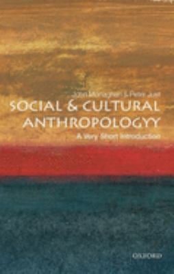 Social and Cultural Anthropology: A Very Short Introduction 9780192853462