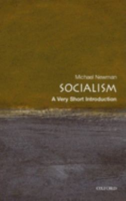 Socialism: A Very Short Introduction 9780192804310