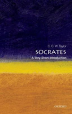 Socrates: A Very Short Introduction 9780192854124