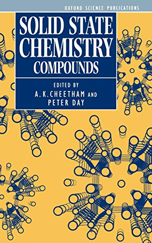 Solid State Chemistry: Volume 2: Compounds 9780198551669