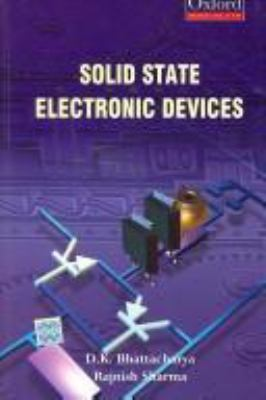 Solid State Electronic Devices 9780195686654