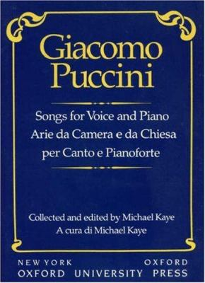 Songs for Voice and Piano 9780193858268