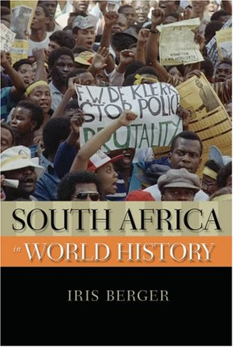 South Africa in World History 9780195337938
