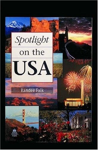 Spotlight on the USA 9780194342353