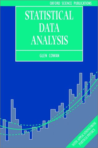 Statistical Data Analysis 9780198501558
