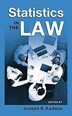 Statistics in the Law 9780195309232