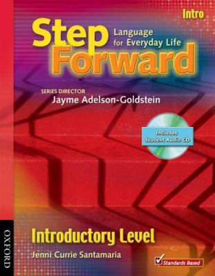 Step Forward Intro Student Book with Audio CD and Workbook Pack [With Workbook and CD (Audio)] 9780194399777