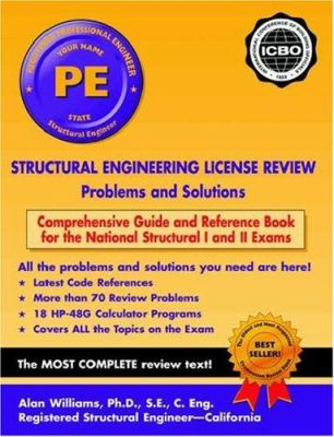 Structural Engineering License Review: Problems and Solutions 2002-2003 Edition 9780195159165