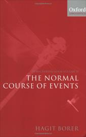 Structuring Sense: Volume II: The Normal Course of Events