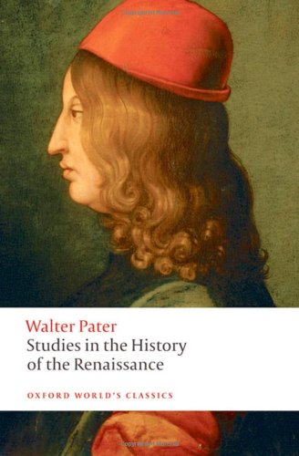 Studies in the History of the Renaissance 9780199535071