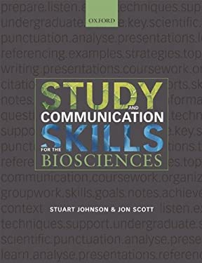 Study and Communication Skills for the Biosciences 9780199219834